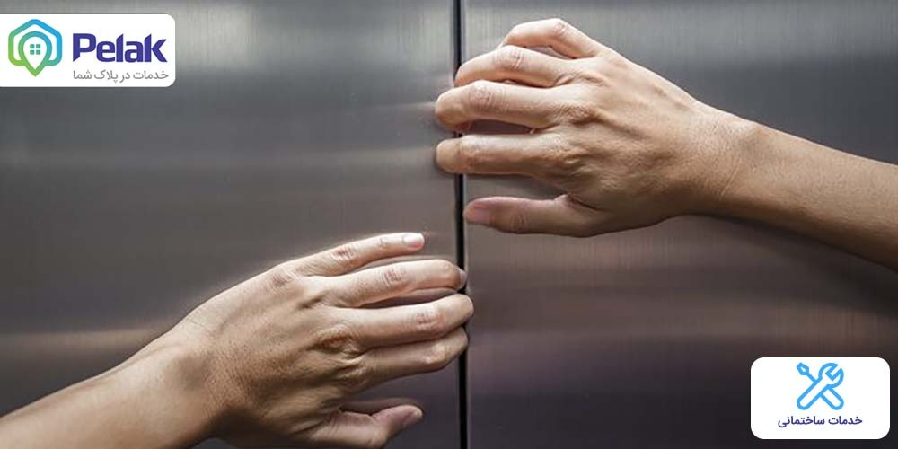 موقع گیرکردن در آسانسور چه کنیم ؟