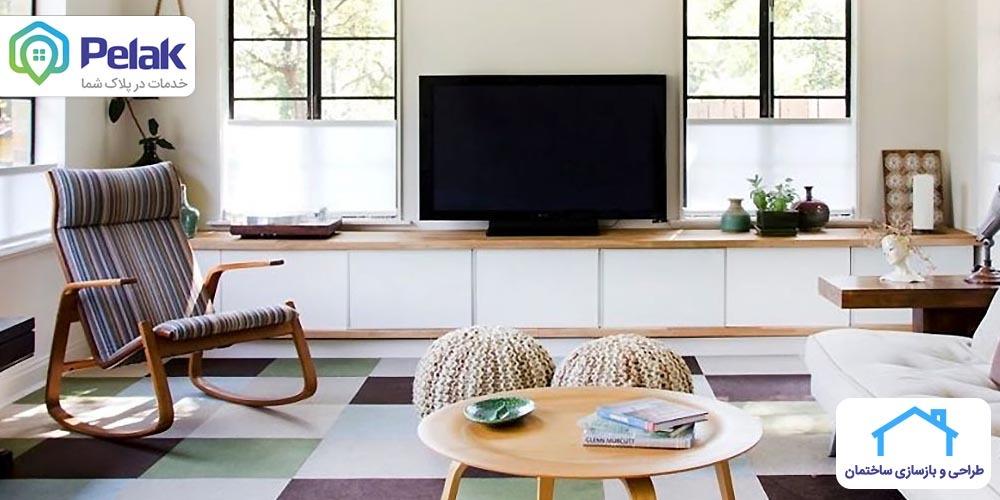 چطور فضای خانه را بزرگتر نشان دهیم؟