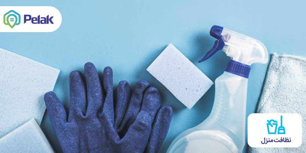 10 وسیله کثیف که هنگام نظافت منزل فراموش میکنیم
