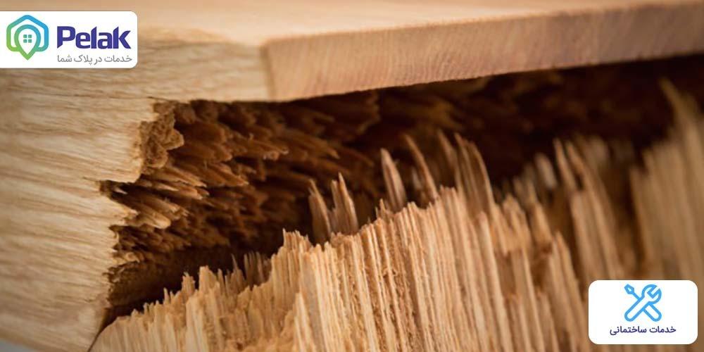 چگونه لوازم چوبی شکسته را تعمیر کنیم؟