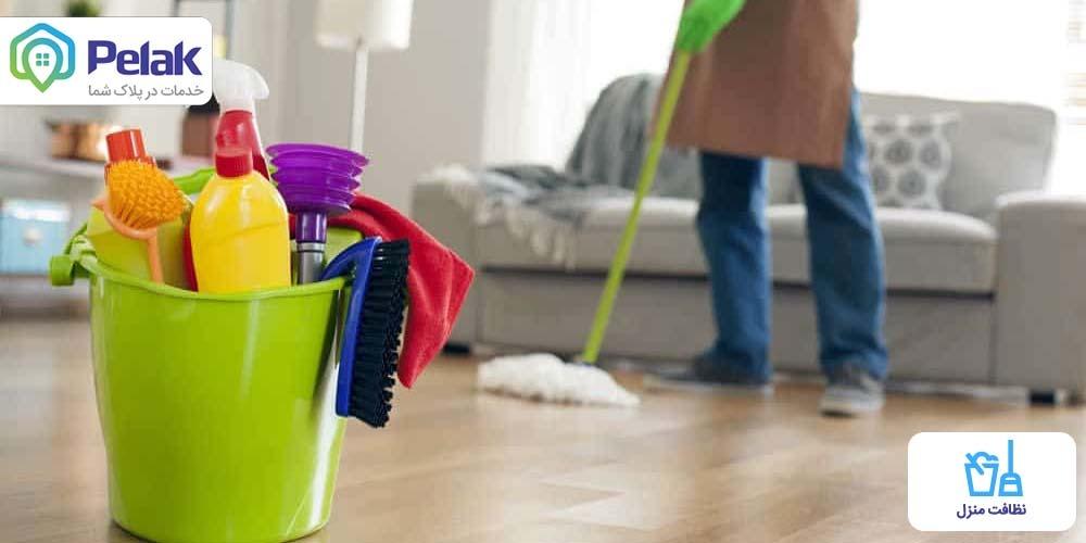 نکات مهم در نظافت خانه تکانی عید