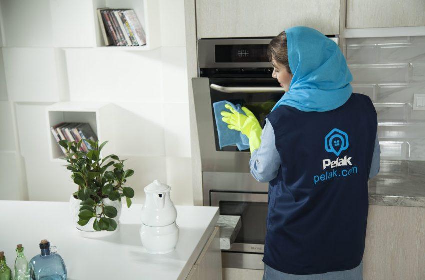 استفاده از اینترنت برای نظافت منزل!